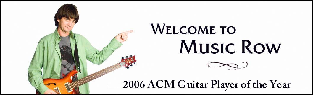 ACM Bilboard on Music Row, Nashville, 2007